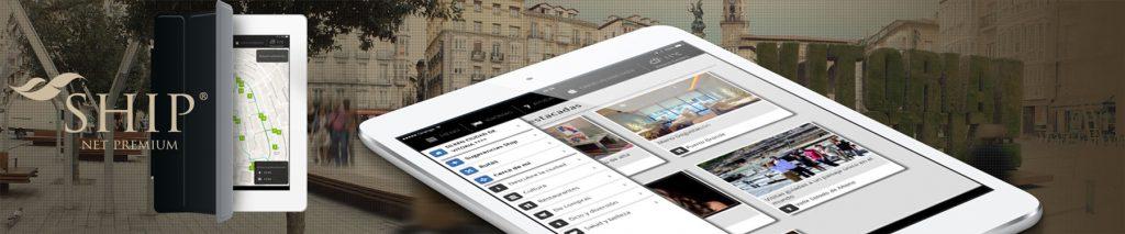 foto shipnetpremium tablet