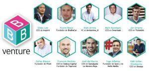 Ponentes B-Venture 2016