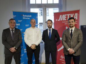 Colaboración entre Metxa y Banco Sabadell