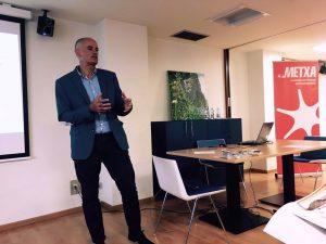 Presentación Josetxu Silgo en el Foro de inversión en Vitoria- Gasteiz