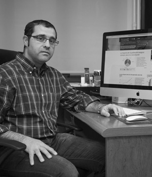 Manuel Benito startup Porcentual