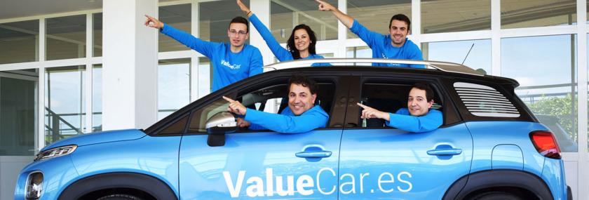 Value car cierra ronda de inversión con Metxa