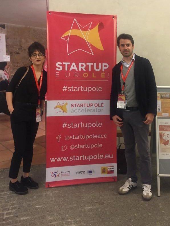 Metxa en Startup Olé 2019