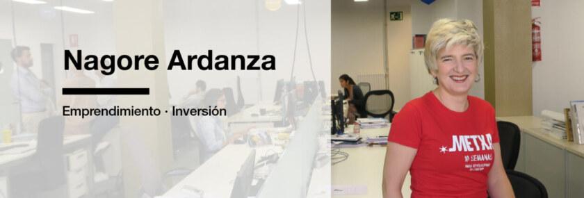 Entrevista con Nagore Ardanza